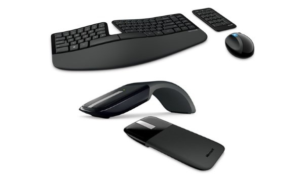 #MYWindows10Story Weekly Price: Microsoft Sculpt Ergonomic Desktop Keyboard & Mouse Set / Microsoft Arc Touch Mouse