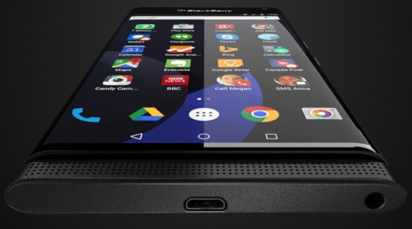 BlackBerry Android Smartphone Venice