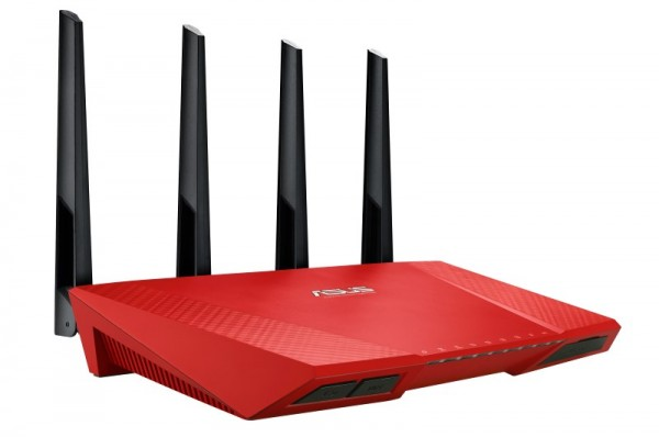 ASUS RT-AC87U Red Limited Edition Wireless Router