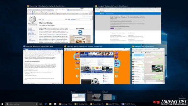 Virtual Desktop On Windows 10