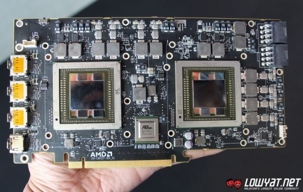 AMD Radeon R9 Dual Fiji GPU Eyes On 01