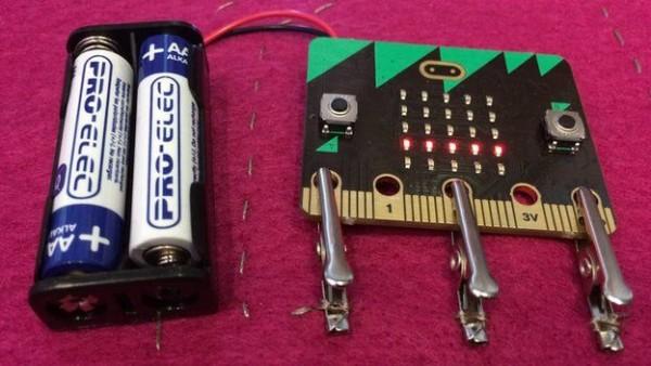 BBC Micro Bit Battery