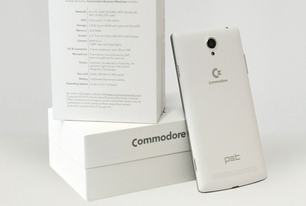 Commodore PET Phone