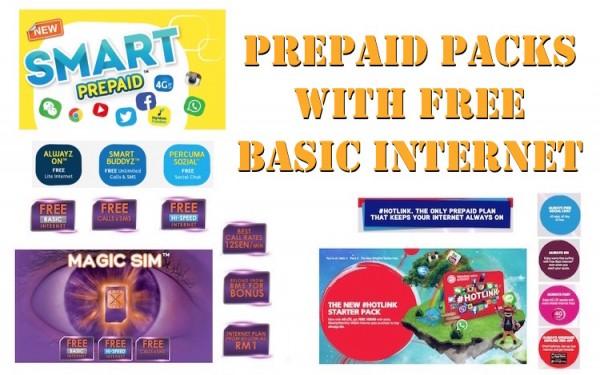 Digi Smart Prepaid vs Magic SIM vs Hotlink