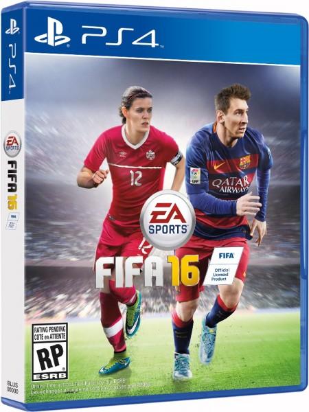 FIFA 16 Canada