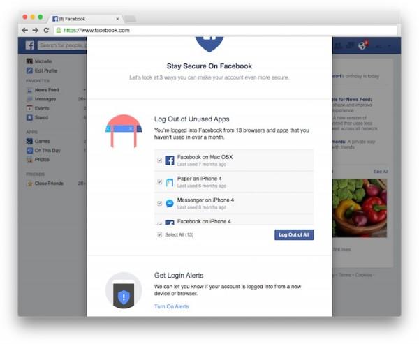 Facebook Security Check 2