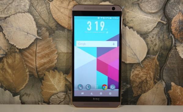 HTC One E9 Plus Main