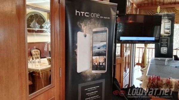 HTC One E9 Plus Malaysia Launch