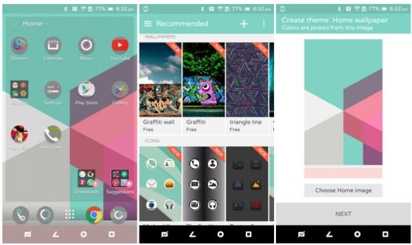 HTC Sense Home Widget and Themes