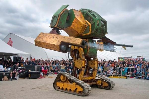 Megabot Mk II