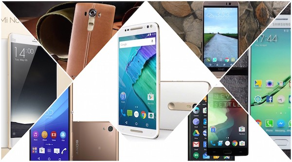 Moto X Style vs 2015 Flagship Android Smartphones