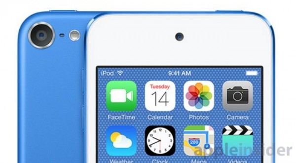 New iPod Touch 14 July 2015