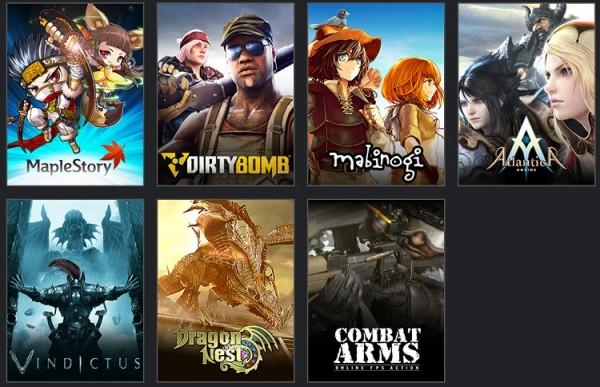 Nexon Games