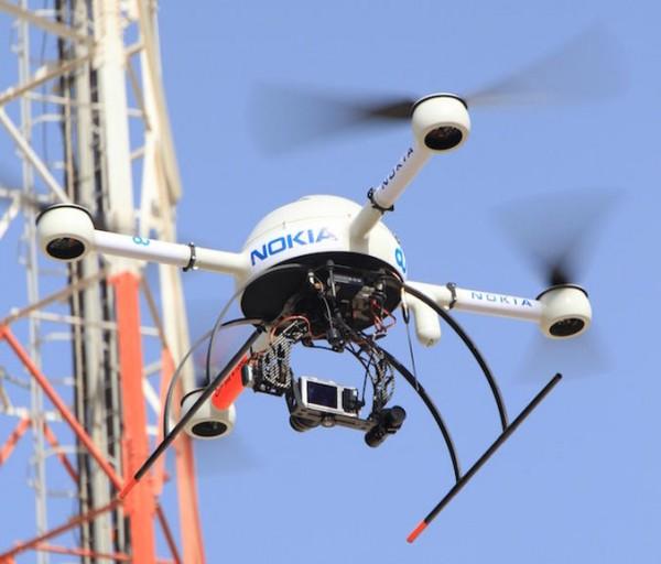 Nokia Drone