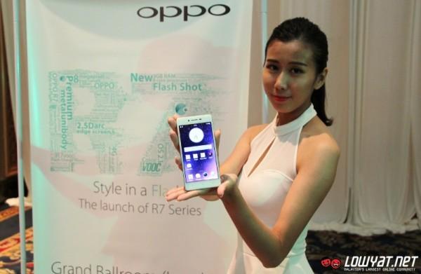 OPPO R7 Lite Hands On 35