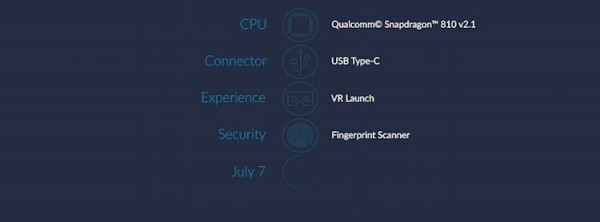 OnePlus 2 Specs So Far 7 July 2015