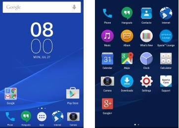 Sony Concept For Android