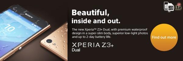Sony Xperia Z3 Plus Malaysia