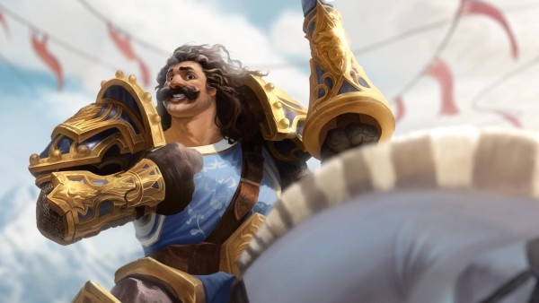 Blizzard Announces New Hearthstone Expansion – The Grand Tournament