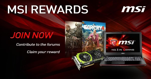 msi-rewards-programme