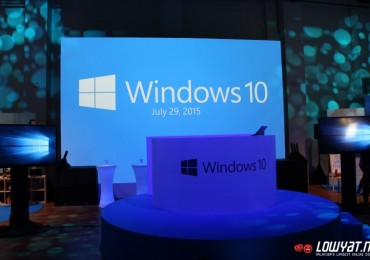Windows 10 Regional Launch