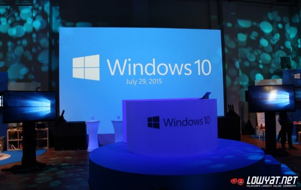 Windows 10 Regional Launch