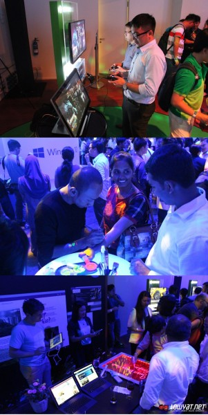 Windows 10 Regional Launch, Singapore