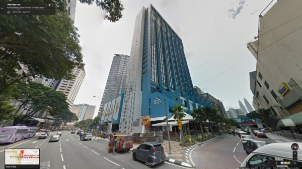 Bangunan MARA, Jalan Raja Laut, Kuala Lumpur