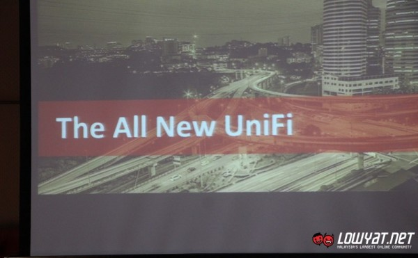 The All New UniFi From TM