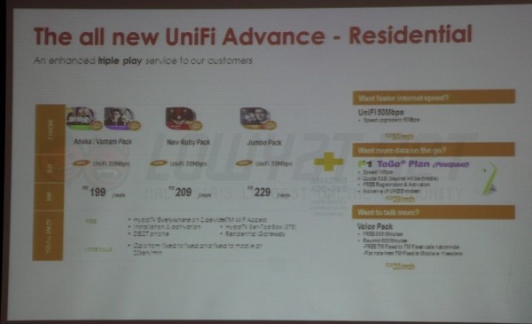 UniFi Advance