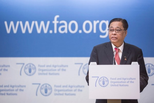 Dato' Sri Ismail Sabri Yaakob., Minister of Rural and Regional Development, Malaysia