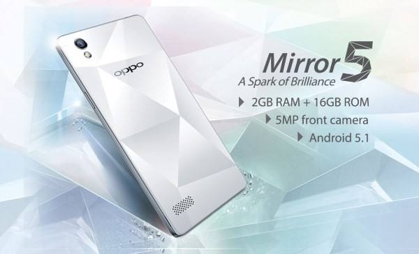 OPPO Mirror 5 - OPPO Indonesia
