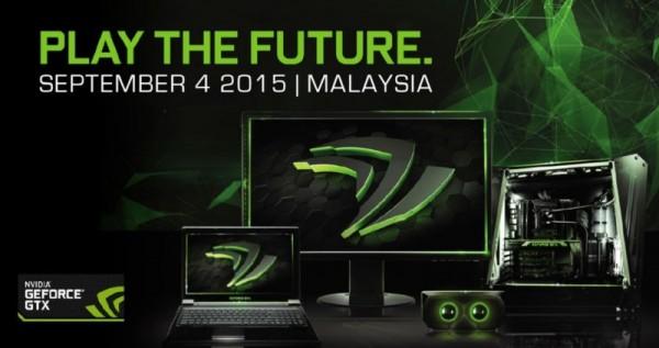 NVIDIA Play The Future Malaysia