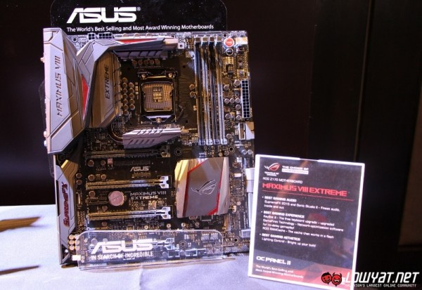 ASUS Z170 ROG Maximus VIII Motherboards 27