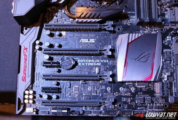 ASUS Z170 ROG Maximus VIII Motherboards 32