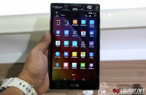 ASUS ZenPad 7.0 Hands On 11
