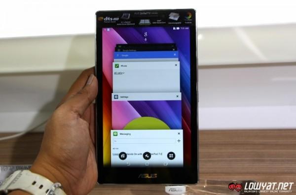 ASUS ZenPad 7.0 Hands On 13