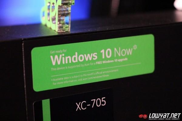 Acer Malaysia Windows 10 Launch 08