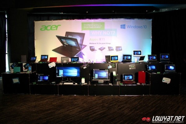 Acer Malaysia Windows 10 Launch 09