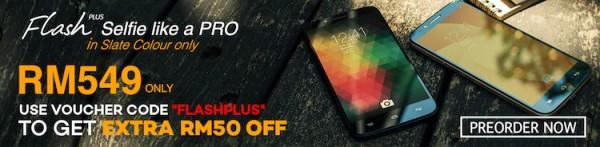 Alcatel Flash Plus Discount Code