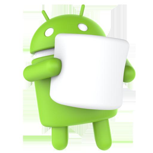 Android Marshmallow Mascot