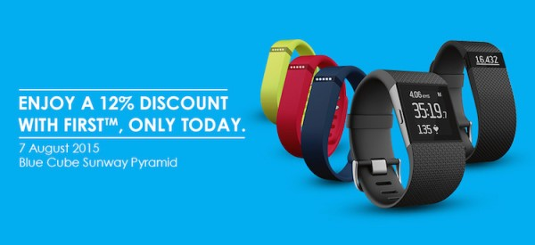 Celcom Fitbit Promotion