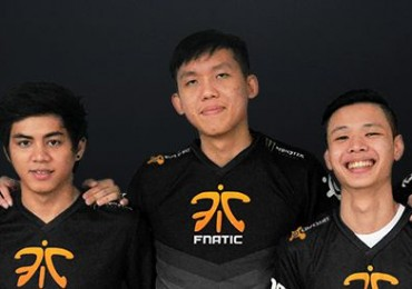 Fnatic Post TI5