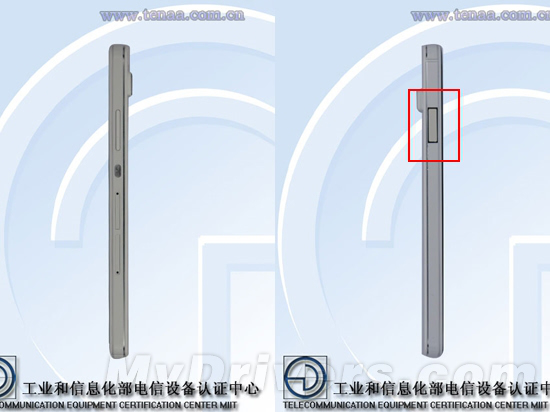 Huawei ATH AL00 TENAA Pictures Pop Up Camera