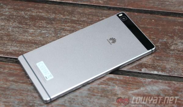 Huawei P8 Back