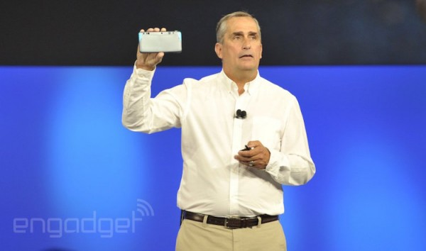 Intel and Google RealSense