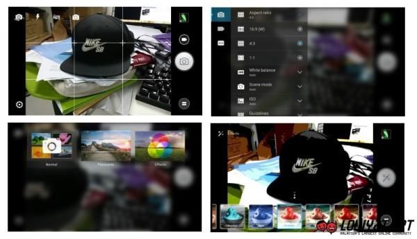 Lenovo A7000 Camera UI 01