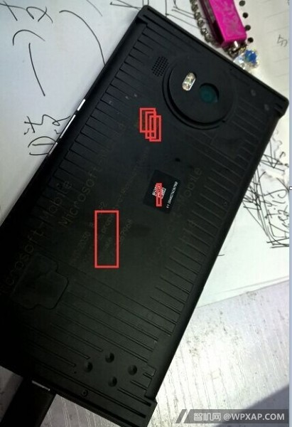 Lumia 950 leak case