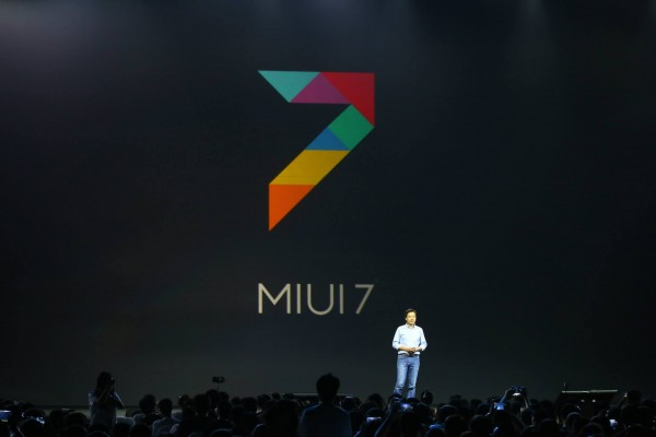 MIUI 7 Launch Event China