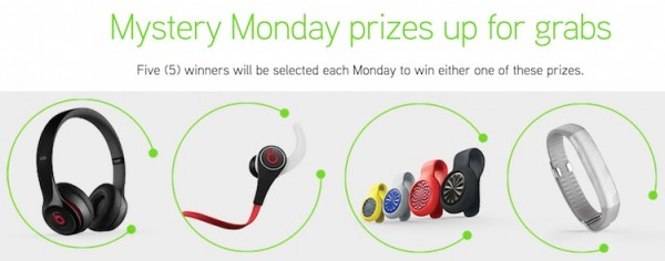 Maxis Mystery Monday Prizes
